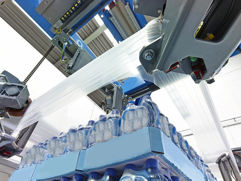 Our Products | Bulk Packaging | Palletising | Industrial